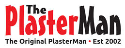 The PLaster Man
